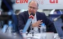 Geraldo Alckmin diz que não fará campanha com Aécio Neves