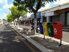 União conta com o Projeto de Coleta Seletiva do Lixo