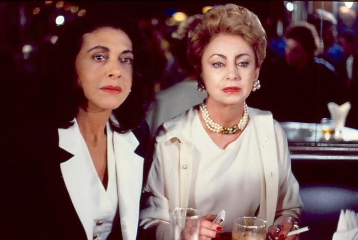 Beth Faria e  Beatriz Segall