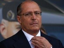 MP apresenta ação contra Alckmin por suposto caixa dois