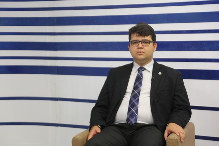 Chico Lucas, presidente da OAB-PI (Crédito: Efrém Ribeiro)