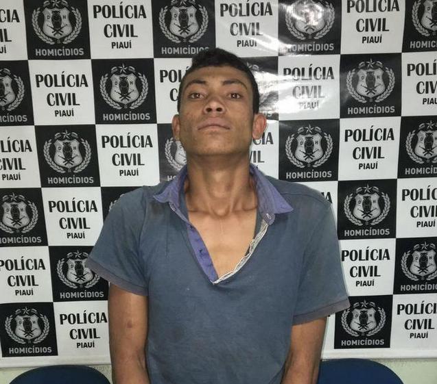 Francinaldo Santos Batista (Crédito: Polícia Civil)