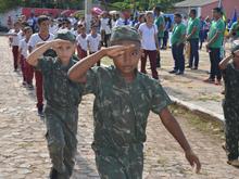 Município de NSR comemora Dia da Independência do Brasil