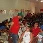 Merlong participa de reunião com apoiadores de campanha
