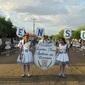 Escolas retratam datas comemorativas em desfile de 07 de setembro