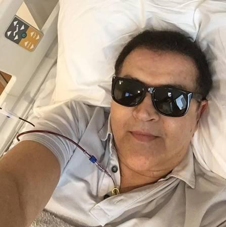 Aos 63, Beto Barbosa vai retirar bexiga em tratamento de câncer