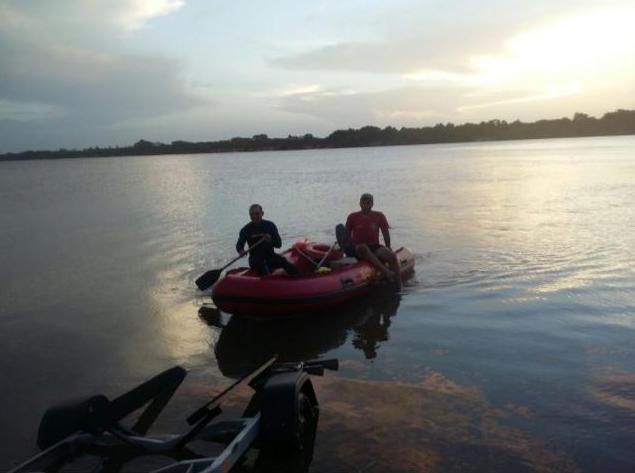 Corpo de Bombeiros suspende buscas de adolescente afogado no rio Parnaíba