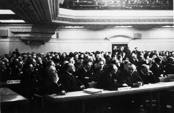 Neste 10 de janeiro faz  73 anos da primeira Assembleia Geral da ONU