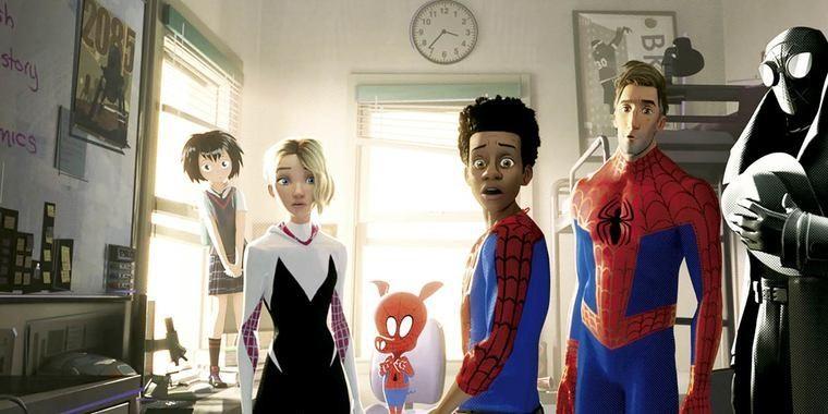 Homem Aranha no Aranhaverso estreia nesta quinta nos cinemas