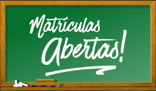 Estão abertas as matrículas das escolas da Rede Municipal de Ensino de Porto