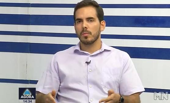 Marcos Aurélio confirma possibilidade de MDB lançar candidato à presidência da Câmara