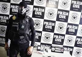 Presos três acusados de tráfico de drogas em São João da Serra-PI