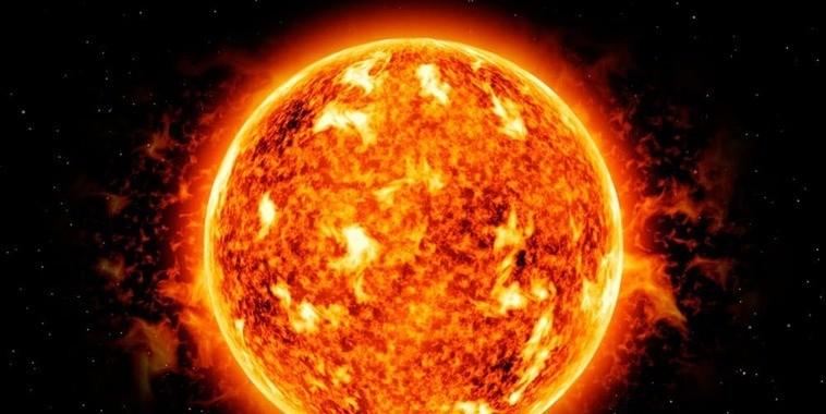 NASA registra foto do sol mais próxima já feita na história