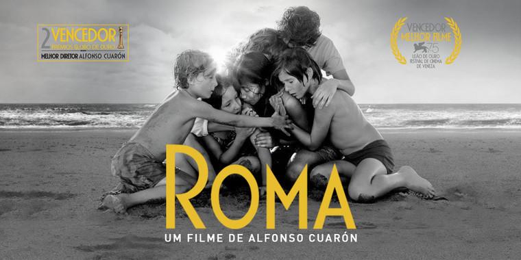 """""""Roma"""", de Alfonso Cuarón, terá sessões especiais nos cinemas"""