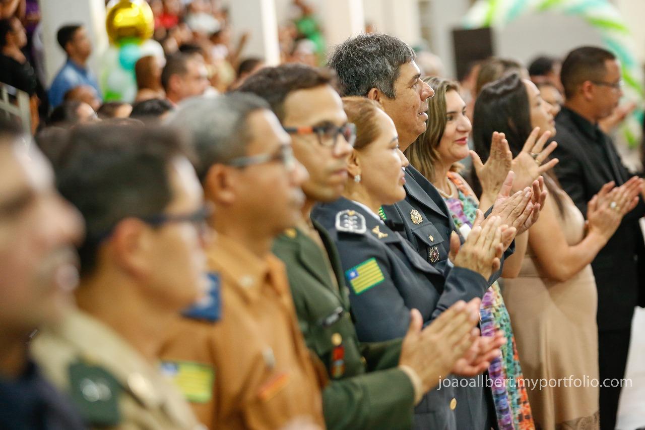 Emoção marca formatura de alunos do colégio da Polícia Militar do Piauí - Imagem 4