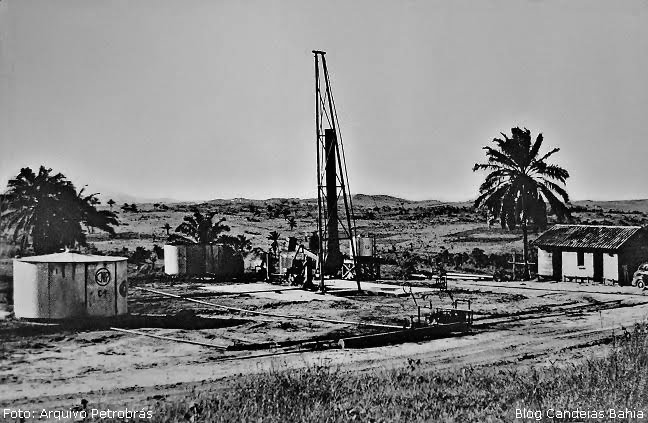Há 80 anos, neste dia, foi descoberto o primeiro poço de petróleo do Brasil