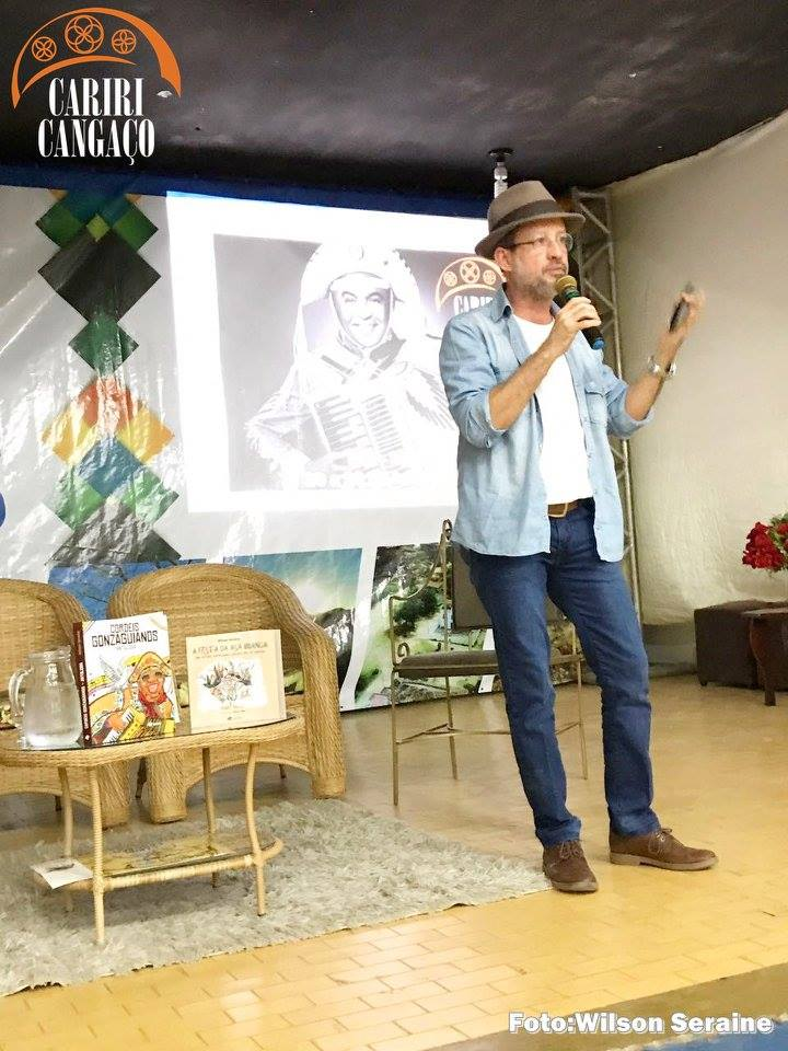 Wilson Seraine recebe homenagem na cidade de Piracuruca