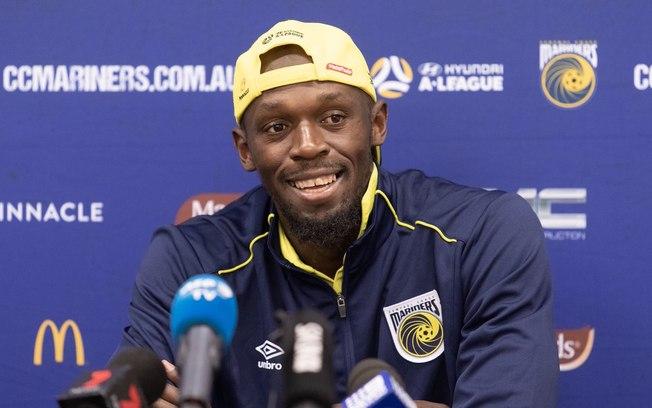 Indecisão: Bolt anuncia fim de sua carreira no futebol
