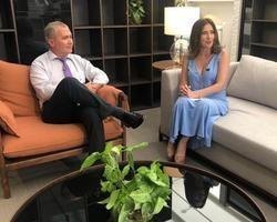 Entrevista sobre cirurgia bariátrica é destaque na estréia do novo Canal Saúde