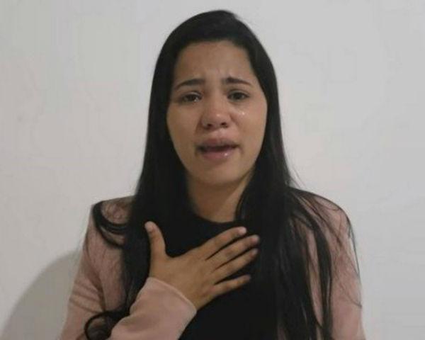 Stefhany Absoluta processa ex-marido após ser acusada de roubo e busca refúgio no Ceará