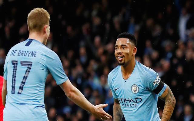 Gabriel Jesus volta a marcar, Manchester City goleia Burnley e se classifica na Copa da Inglaterra