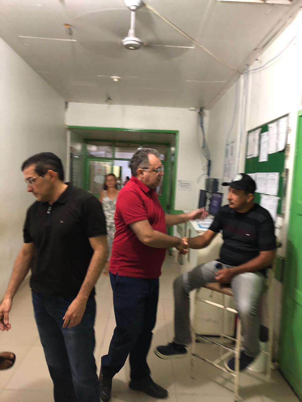 Hospital de Picos volta a funcionar em total normalidade após fortes chuvas na cidade - Imagem 3