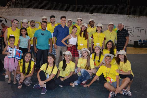 Projeto Rondon promove diversas atividades em N. S. dos Remédios