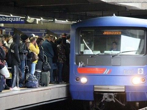 Doria reajusta valor do Metrô e trens da CPTM para R$ 4,30