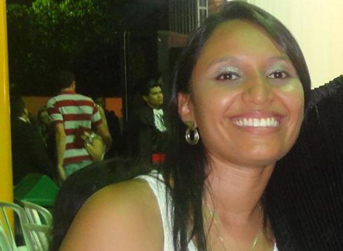 Professora Ana Valéria Rocha Silva (Crédito: Arquivo Pessoal)