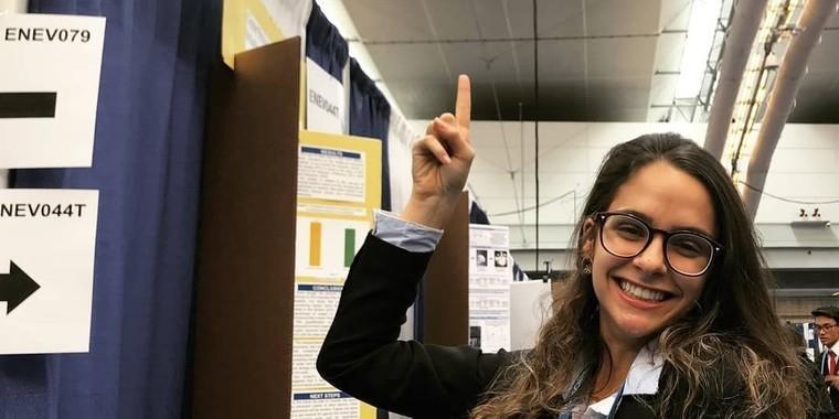 Brasileira é selecionada para acompanhar a cerimônia do Nobel