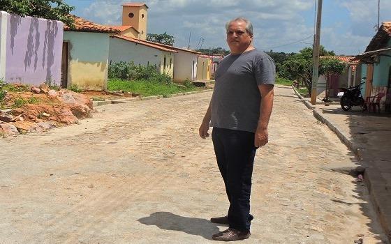 Trecho da Rua Travessa João Mendes ganha saneamento