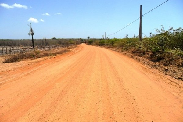 Estrada foi prioridade na gestão do Evangelista Resende