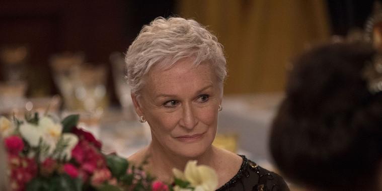 """""""""""A Esposa"""", que deu Globo de Ouro a Glenn Close, estreia na quinta"""