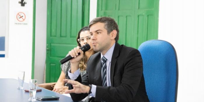 Prefeitura Municipal de Uruçui apresenta ações realizada no âmbito do Projeto No Alvo do Ministério Público