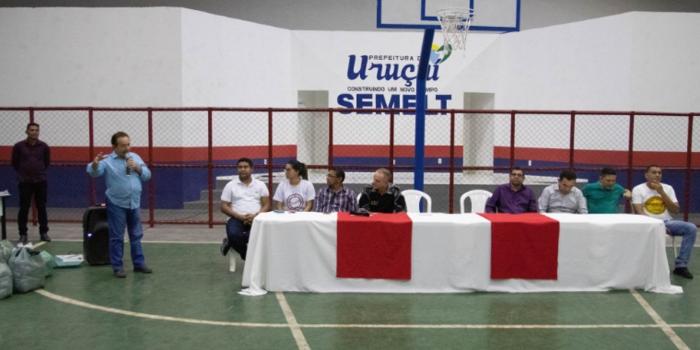 Programa Cidadão Mirim é lançado em Uruçuí