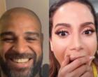 Adriano Imperador dá o que falar com pedido inusitado para Anitta