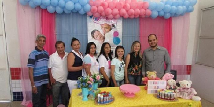 Semana do Bebê trabalhado em São João da Serra