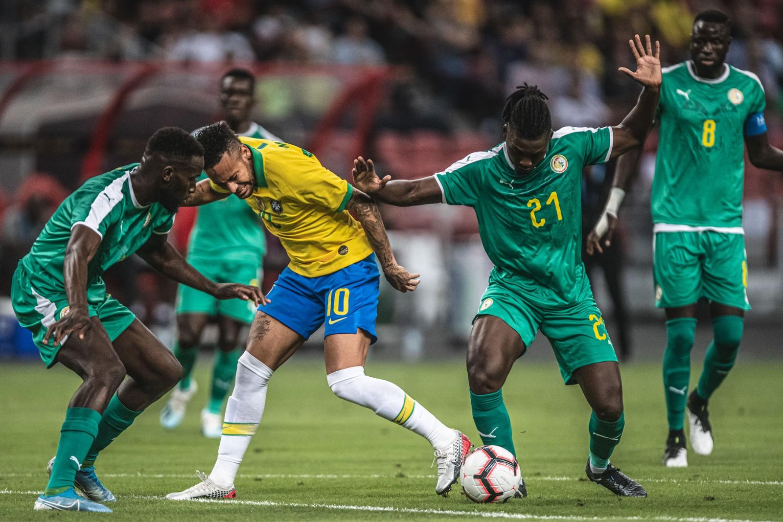 Jogador foi criticado após resultado de empate. Foto: Pedro Martins / MoWA Press