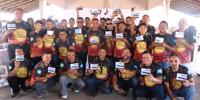 Banda Municipal Dosa Fernandes celebra 30 anos de música