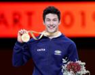 Arthur Nory faz história e fatura o ouro no Mundial de Ginástica