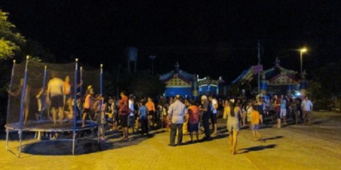 Prefeito Ananias André comemora dias da crianças com grande festa