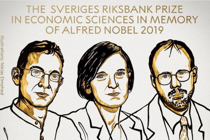 Os três trabalham nos Estados Unidos atualmenteFoto: Divulgação / The Nobel Prize