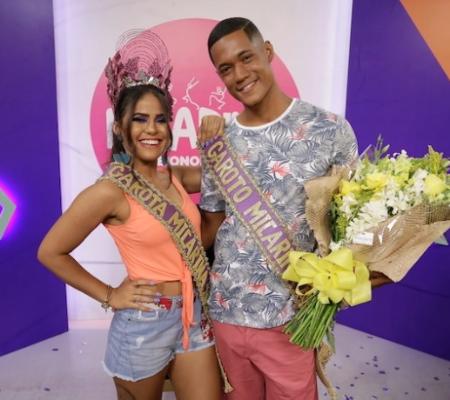 Cleilton e Thalyta são eleitos Garoto e Garota Micarina 2019