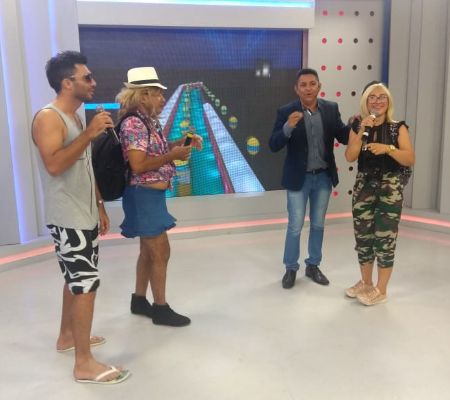 Novelinha do Ronda: Turistas na Micarina MN