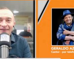 Geraldo Azevedo se apresenta hoje em Teresina pelo Projeto Seis e Meia