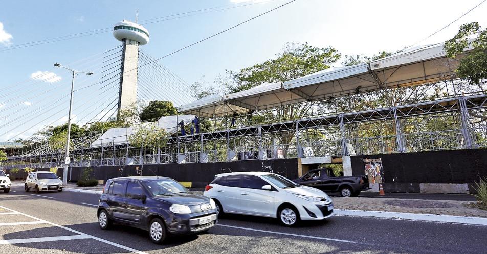 Aeroporto de Teresina espera receber 14 mil turistas para a Micarina - Imagem 2