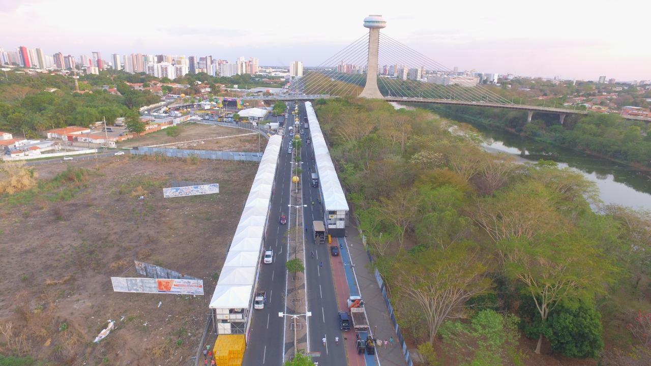 Saiba como vai funcionar o trânsito nos dois dias de Micarina 2019 - Imagem 3