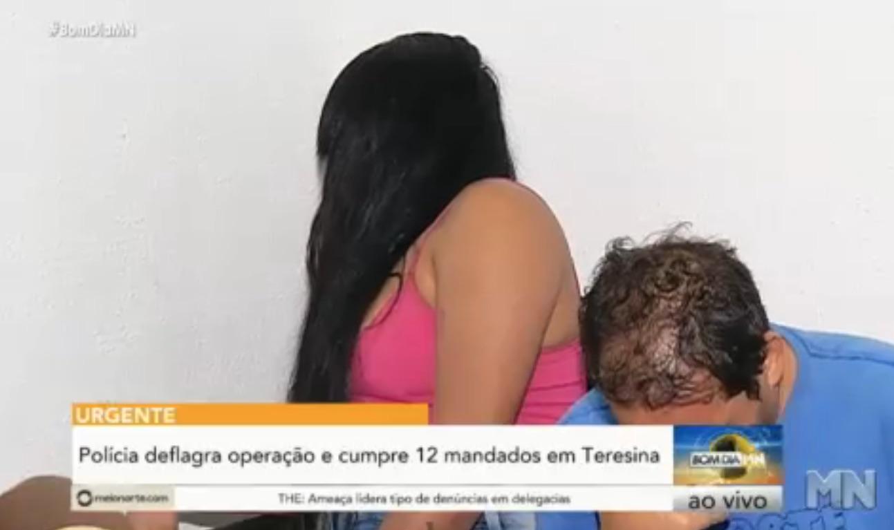 Polícia deflagra operação Contrassalto e prende 11 pessoas em Teresina - Imagem 5