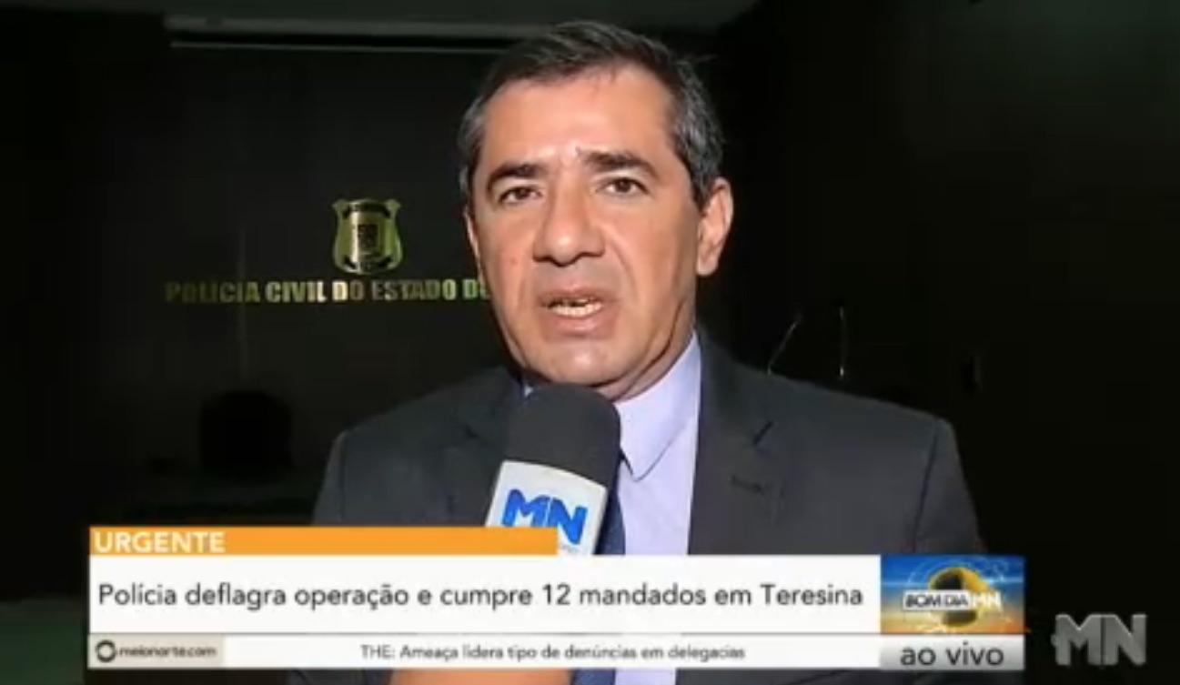 Polícia deflagra operação Contrassalto e prende 11 pessoas em Teresina - Imagem 1