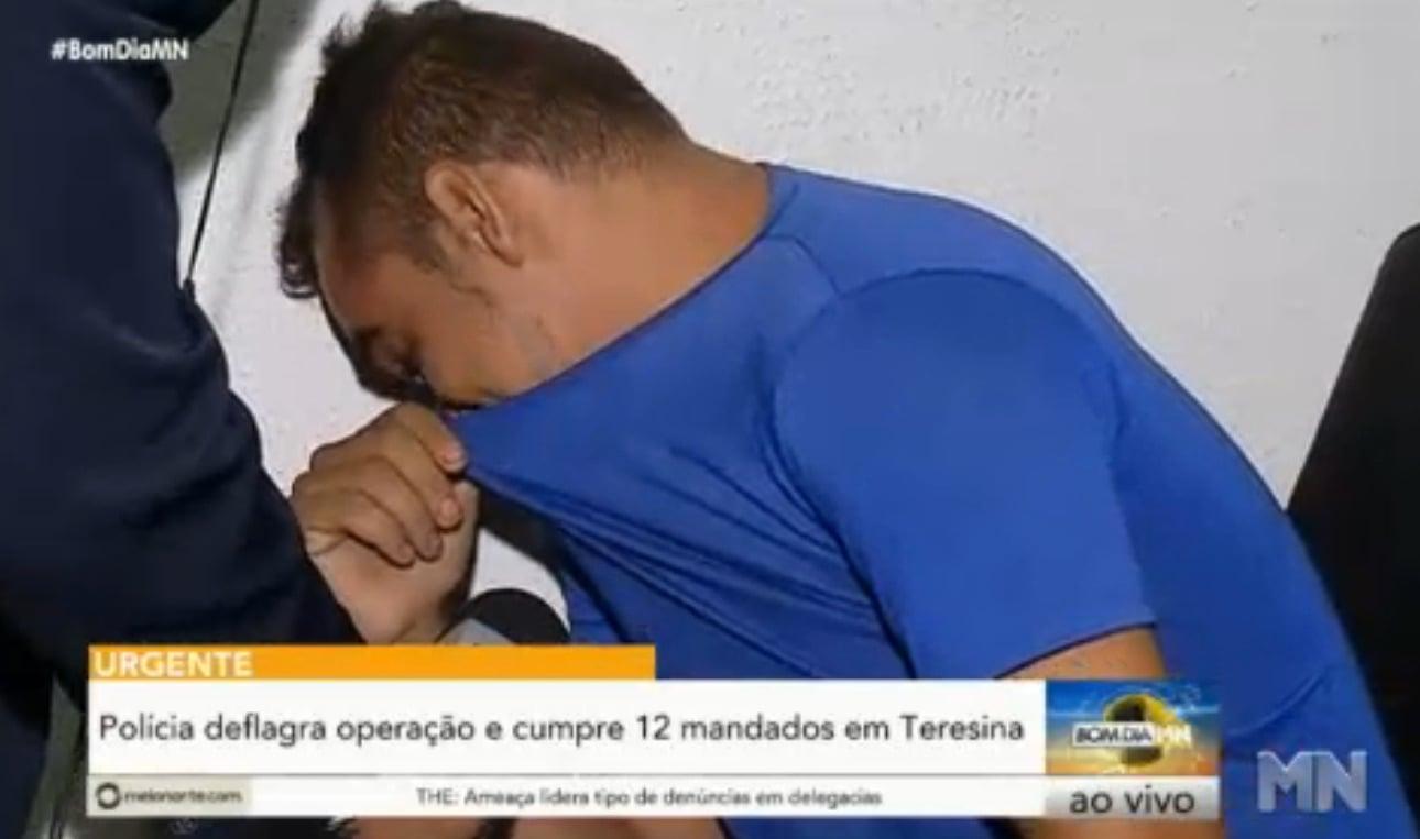 Polícia deflagra operação Contrassalto e prende 11 pessoas em Teresina - Imagem 2